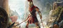Assassin's Creed Odyssey: Video: Entwickler über die Seeschlachten und die Rekrutierung der Crew