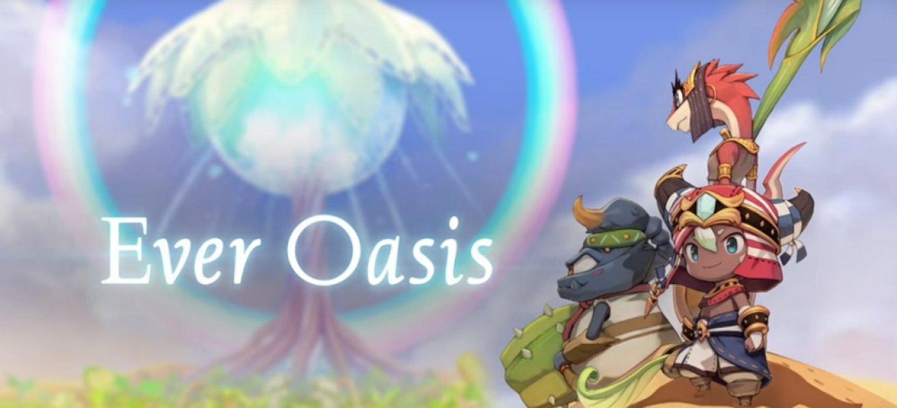 Ever Oasis (Rollenspiel) von Nintendo