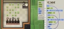 7 Billion Humans: Programmieren leicht gemacht: ab nächster Woche auf Steam und GOG