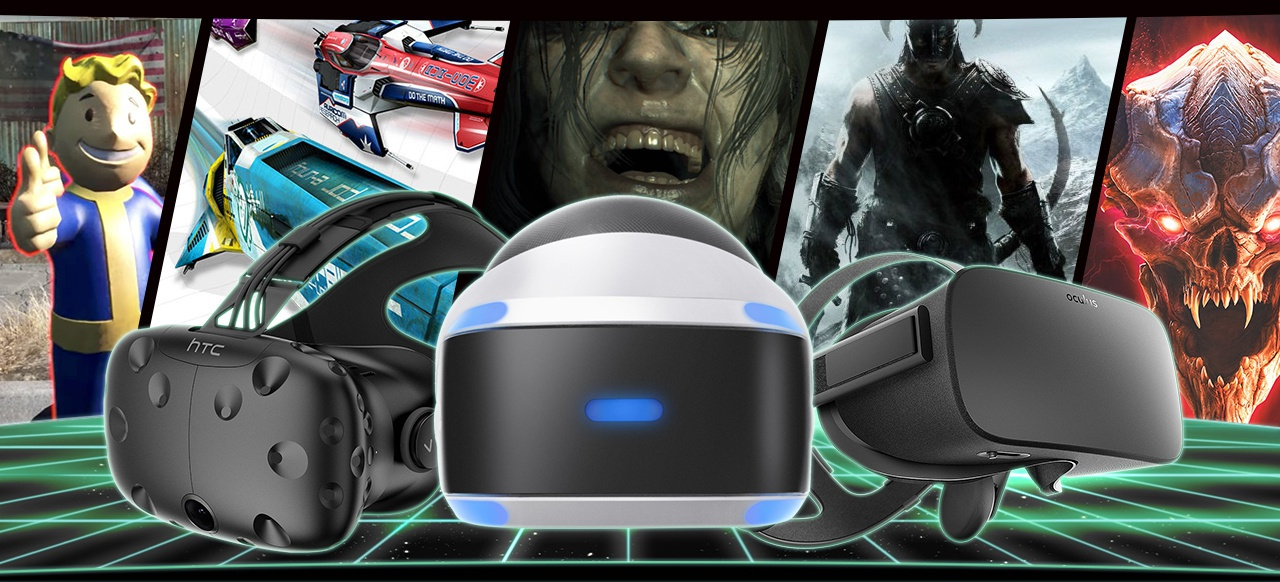 Virtual Reality (Hardware) von