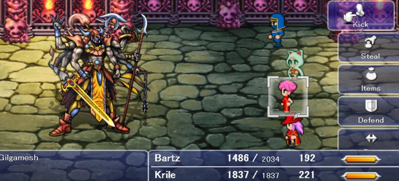 Final Fantasy 5 (Rollenspiel) von Square Enix