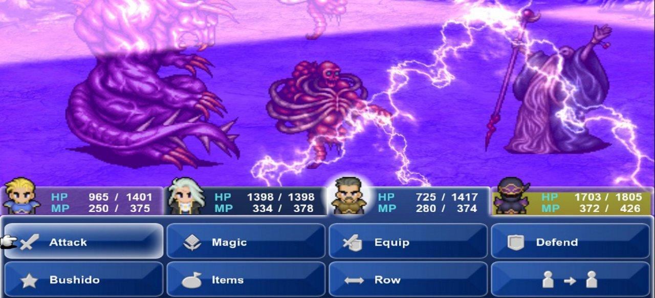 Final Fantasy 6 (Rollenspiel) von Sony