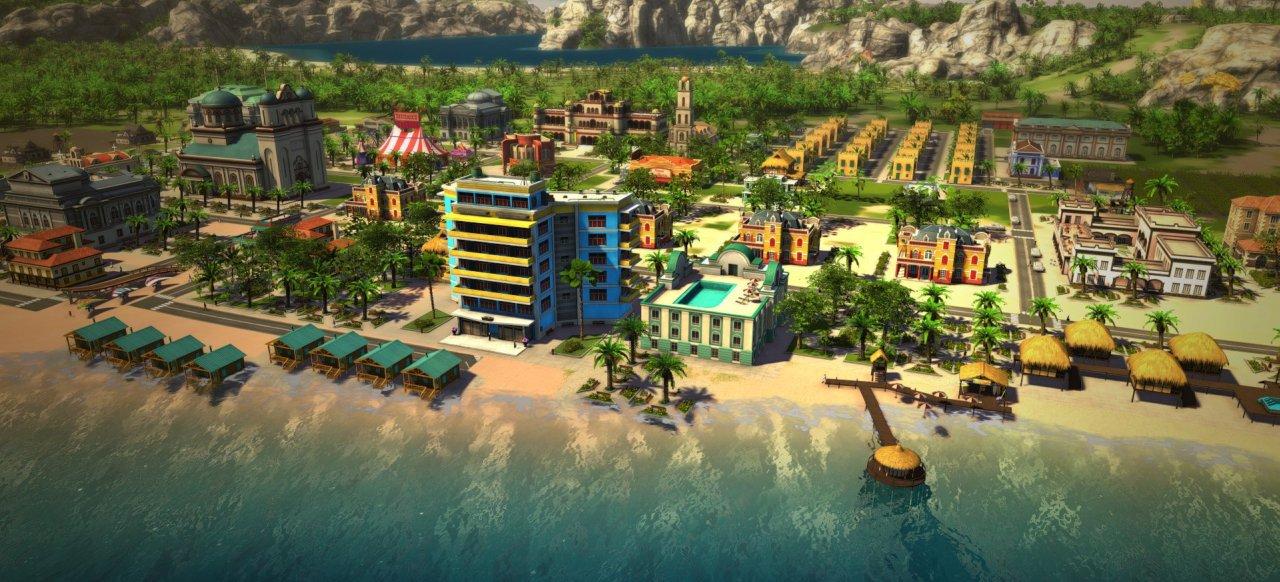 Tropico 5 (Strategie) von Kalypso Media