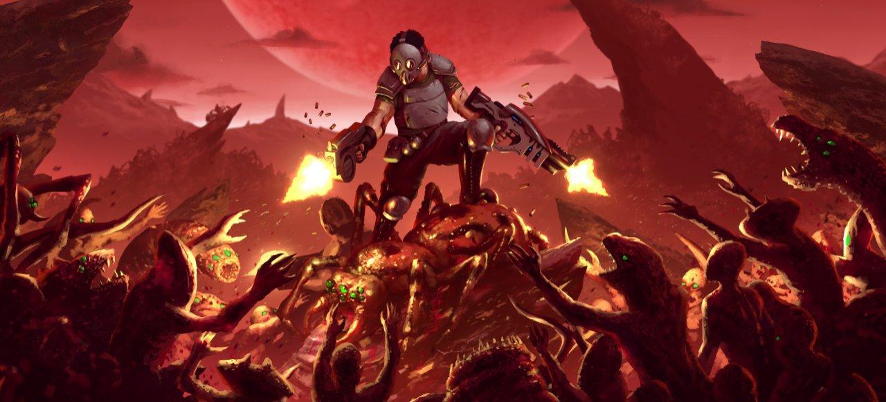Crimsonland (Action) von 10tons