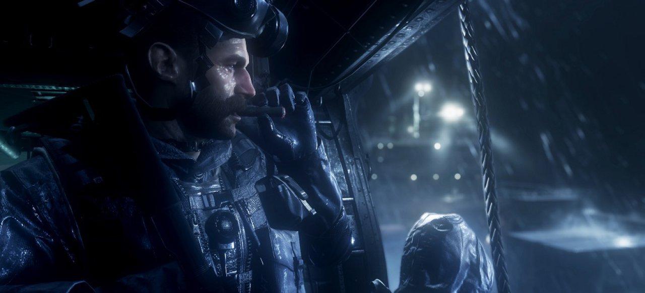 Call of Duty 4: Modern Warfare (Shooter) von Activision
