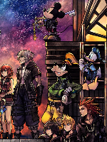 Alle Infos zu Kingdom Hearts 3 (PlayStation4)
