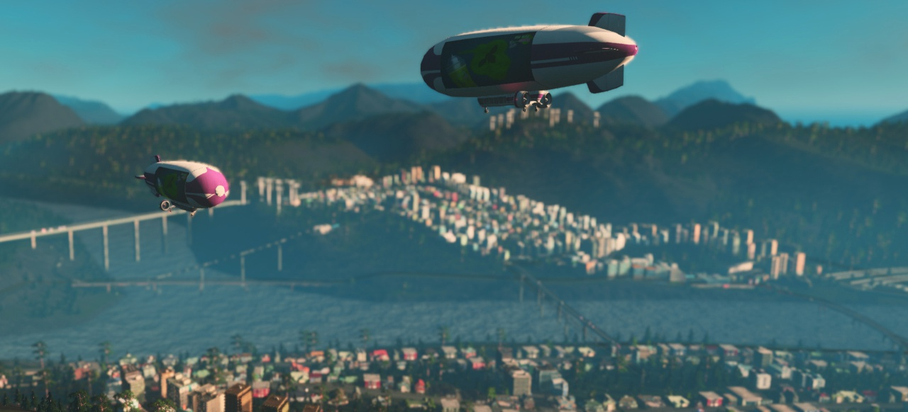 Cities: Skylines - Mass Transit (Strategie) von Paradox