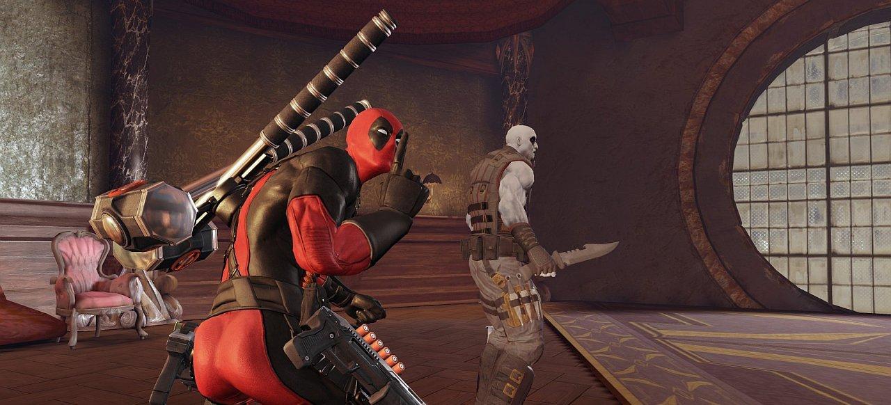 Deadpool (Action) von Activision