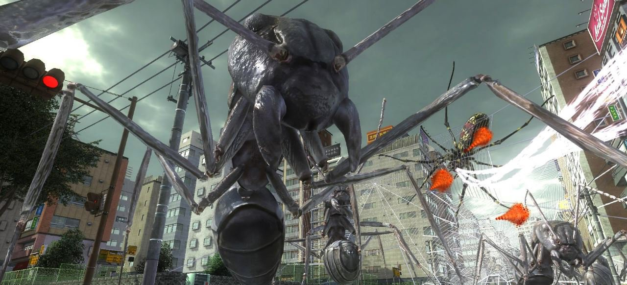 Earth Defense Force 4.1: The Shadow of New Despair (Shooter) von PQube