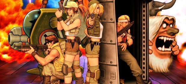 Metal Slug 3 (Action) von Ignition Entertainment / SNK (360)