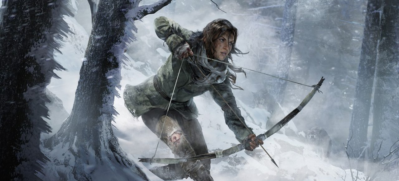 Rise of the Tomb Raider (Action) von Square Enix / Microsoft