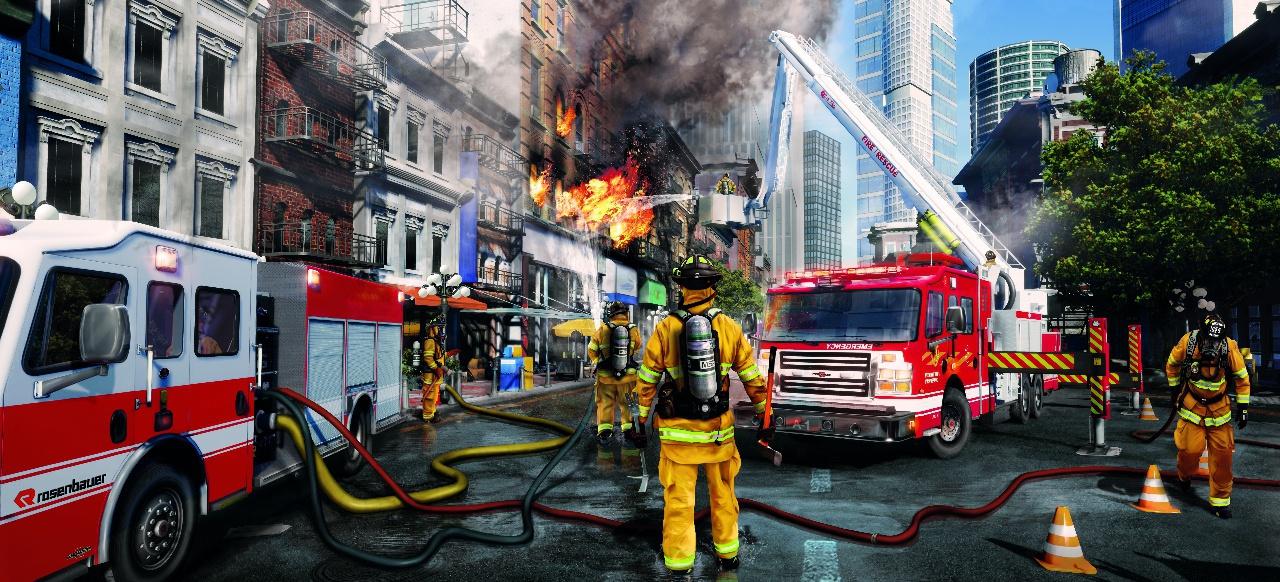 Firefighting Simulator (Simulation) von astragon Entertainment GmbH