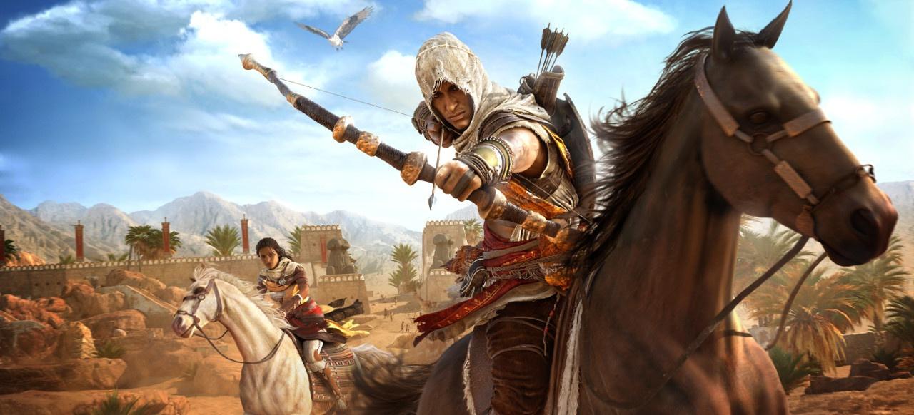 Assassin's Creed Origins (Action) von Ubisoft
