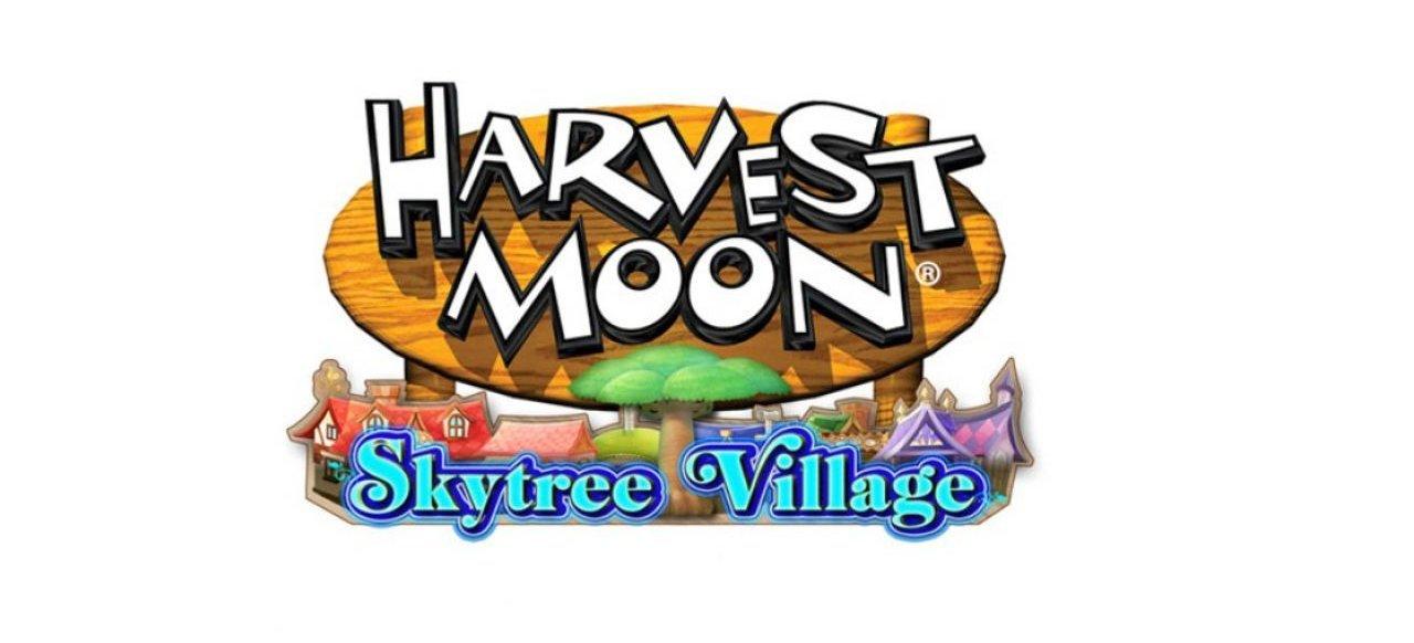 Harvest Moon: Skytree Village (Simulation) von Rising Star Games / Natsume