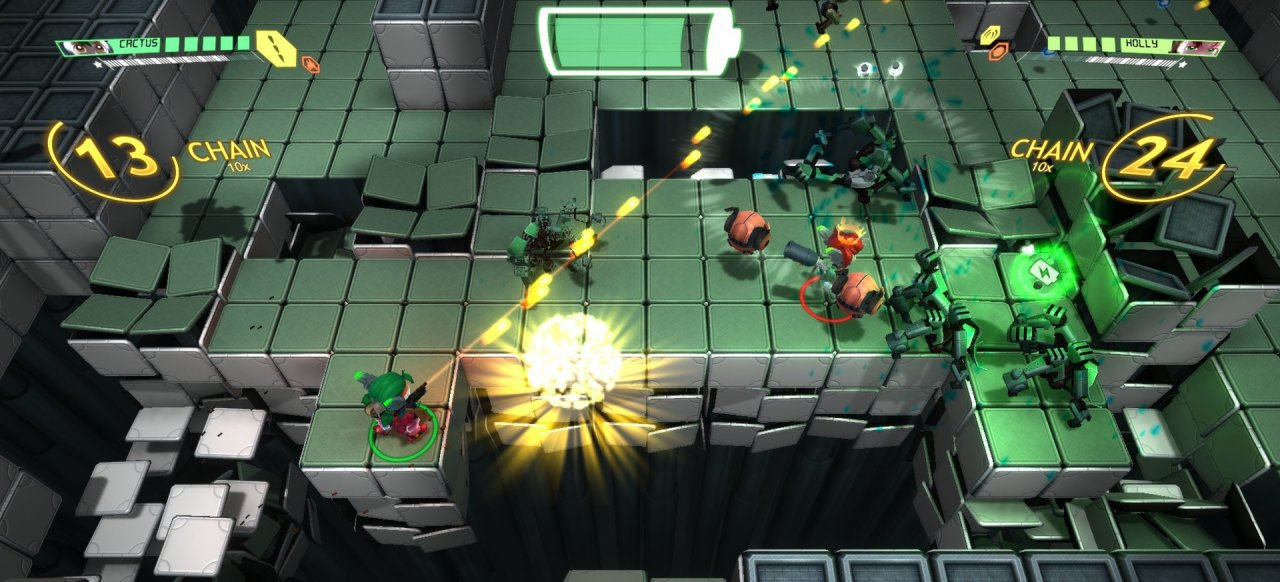 Assault Android Cactus (Action) von Witch Beam