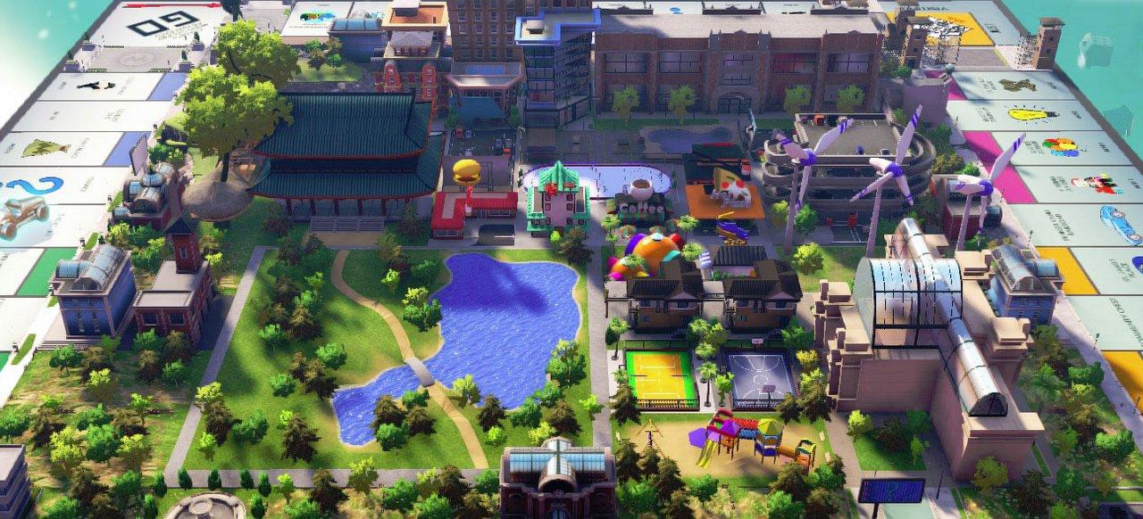 Monopoly - Family Fun Pack (Geschicklichkeit) von Ubisoft