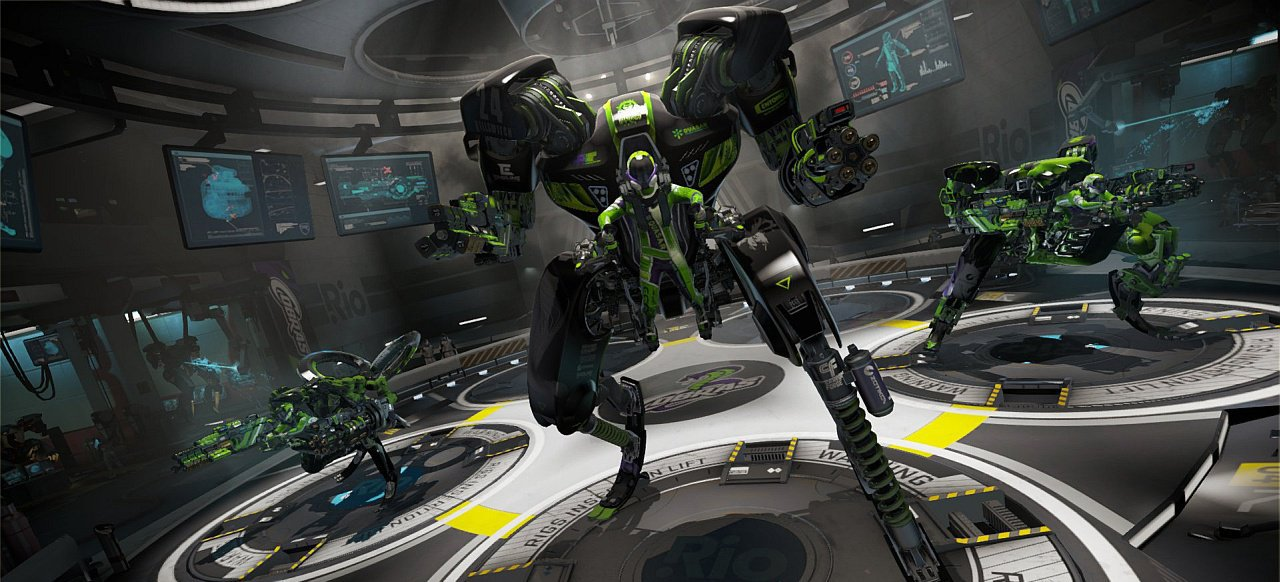 RIGS: Mechanized Combat League (Shooter) von Sony