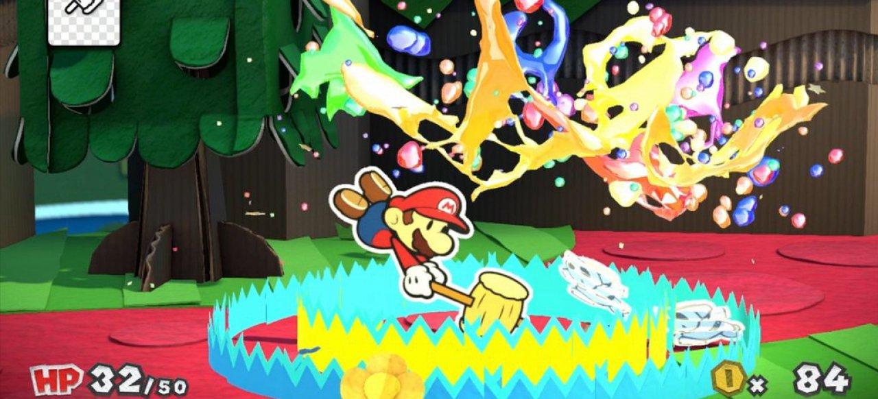 Paper Mario: Color Splash (Rollenspiel) von Nintendo