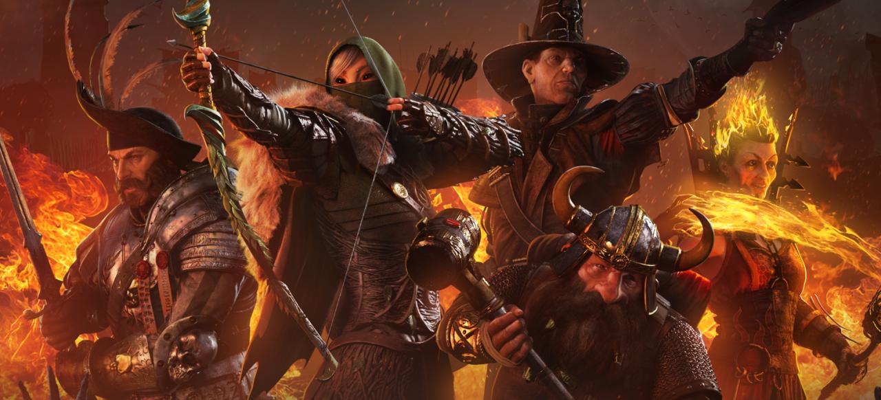 Warhammer: End Times - Vermintide (Shooter) von Fatshark und Nordic Games