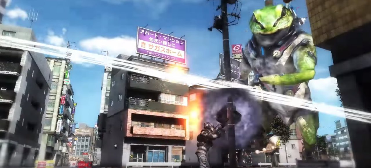 Earth Defense Force 5 (Shooter) von D3 Publisher