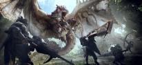 Monster Hunter: World: Umsetzungs-Spezialist Iron Galaxy würde gerne eine Switch-Version in Angriff nehmen
