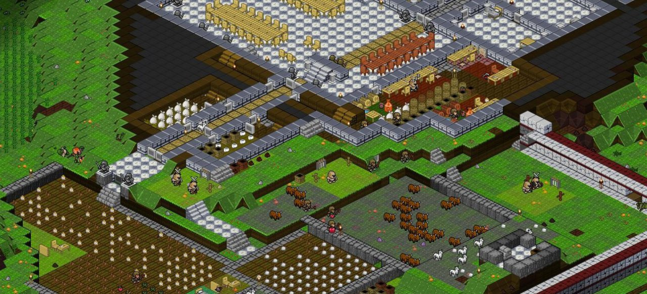 Gnomoria (Strategie) von Robotronic Games