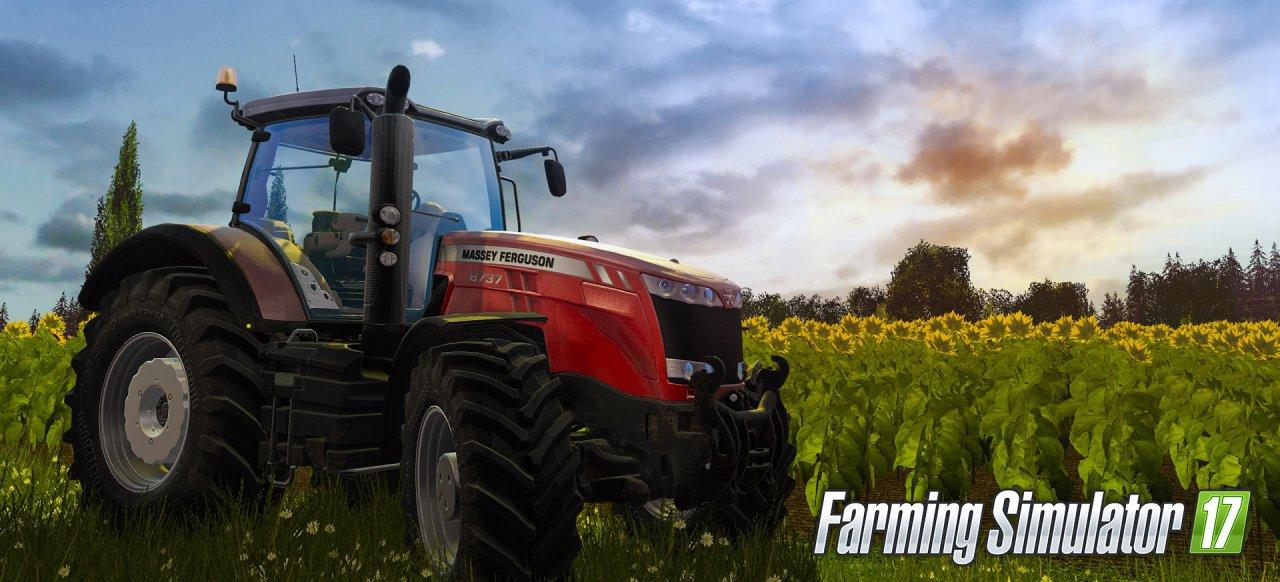 Landwirtschafts-Simulator 17 (Simulation) von Focus Home Interactive / astragon Entertainment