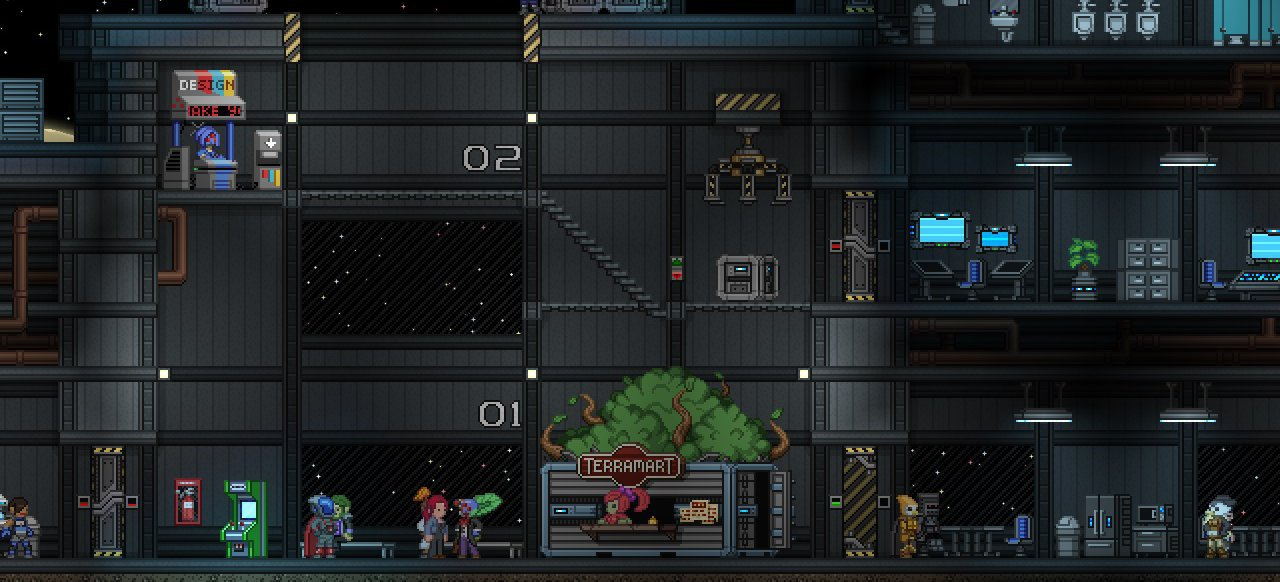 Starbound (Action) von Chucklefish