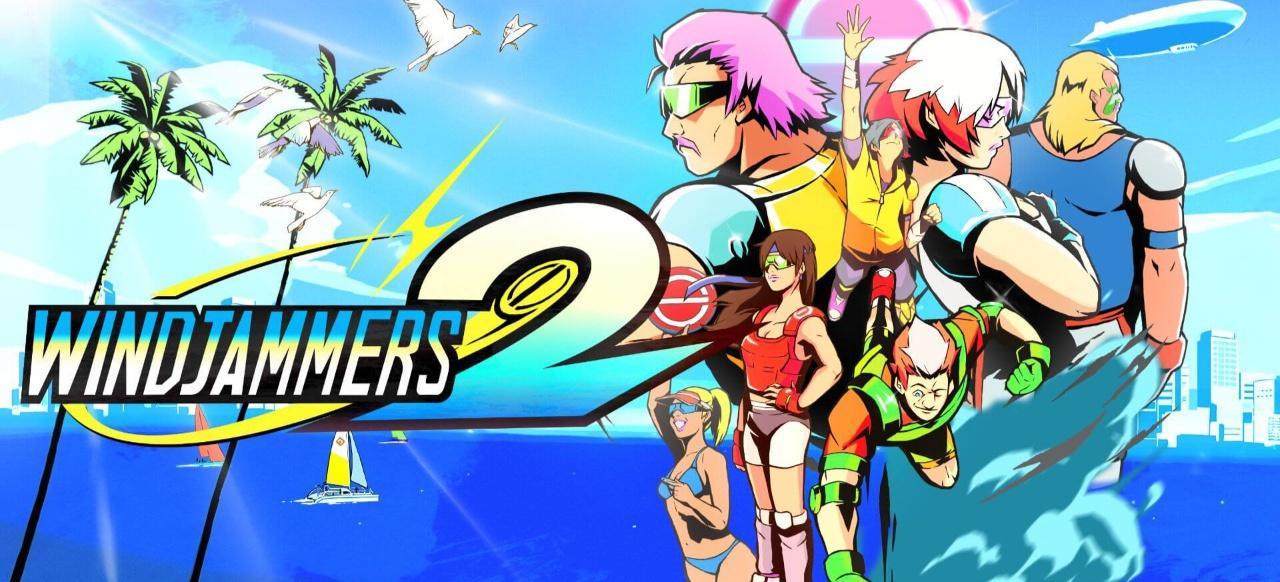 Windjammers 2 (Sport) von Dotemu
