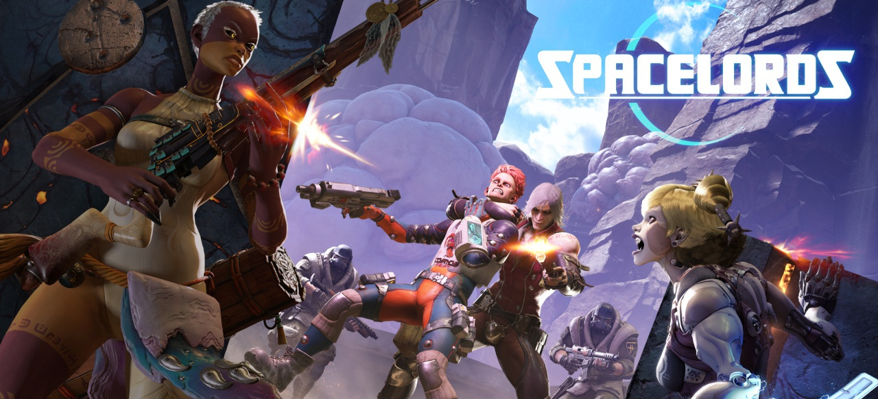 Spacelords (Action) von MercurySteam