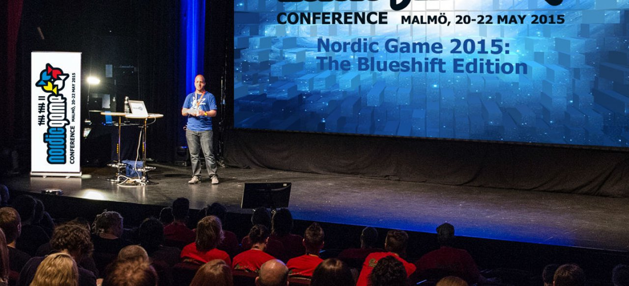 Nordic Game Conference (Messen) von Nordic Game Resources AB