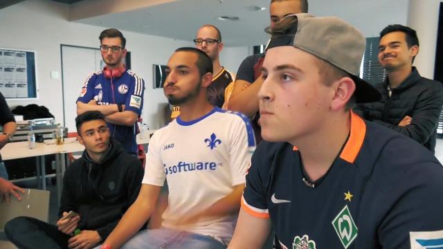 Virtuelle Bundesliga: Finale-Highights