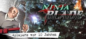 Rückblick auf unseren Test von Ninja Blade (2009)