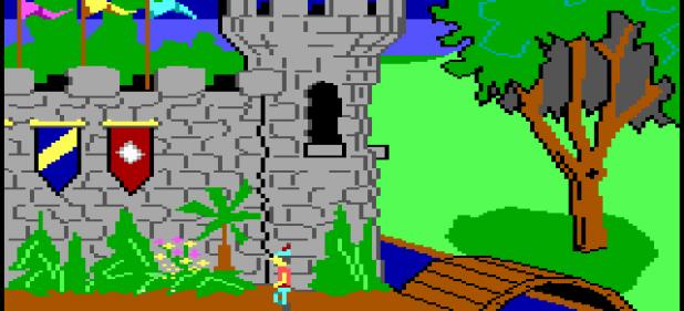 King's Quest: Quest for the Crown: Ein Märchen zum Mitspielen