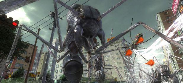 Earth Defense Force 4.1: The Shadow of New Despair: Monsterinsekten, unendliche Munition und zerstörbare Umgebungen