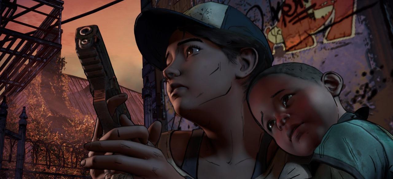 The Walking Dead: Neuland: Eine zerbrechliche Familie