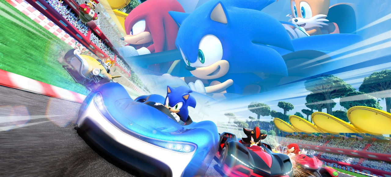 Team Sonic Racing: Gemeinsam zum Sieg