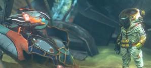 Akrobat in der Tiefsee