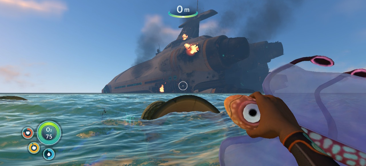 Subnautica: Unterwasser-Abenteuer für Switch