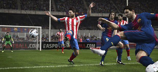 FIFA 14: Hübschere Stadien, weniger Inhalt
