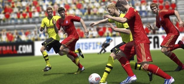FIFA 14: Mehr Kontrolle, mehr Realismus?