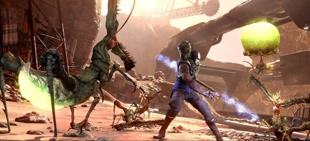 The Technomancer: Futuristisches Action-Rollenspiel auf dem Mars