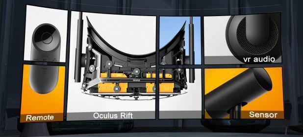 Oculus Rift: Was hat die VR-Brille von Facebook zu bieten?