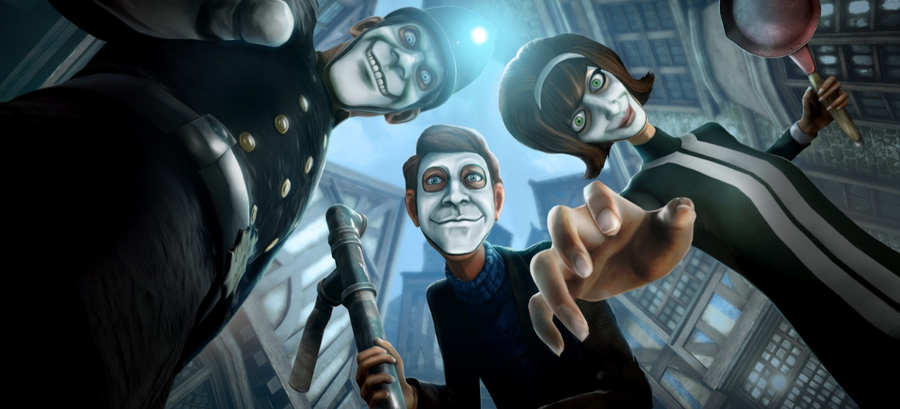 We Happy Few: Nur mit