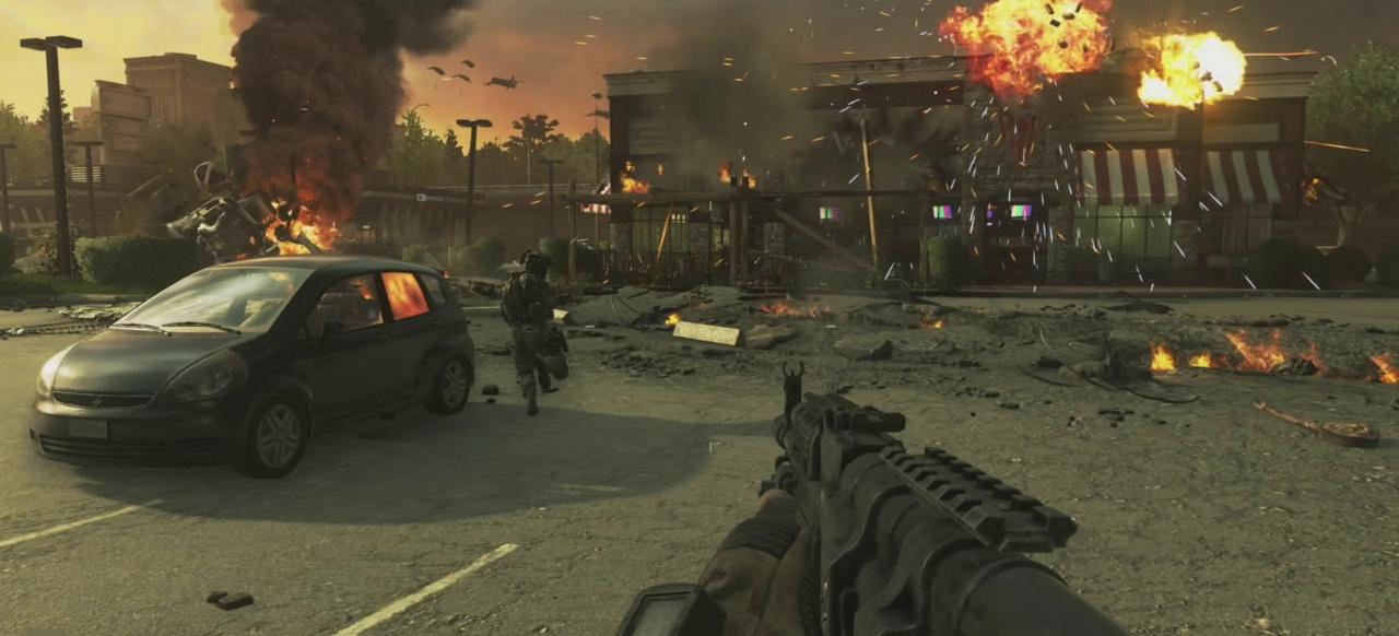 Call of Duty: Modern Warfare 2: Sechs Stunden Dauerfeuer