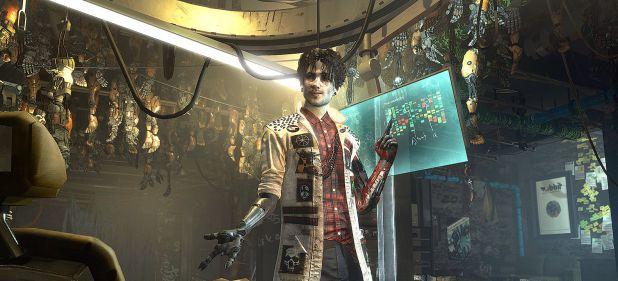 Deus Ex: Mankind Divided: Science-Fiction unter Hochspannung - jetzt mit Video-Test und Tipps