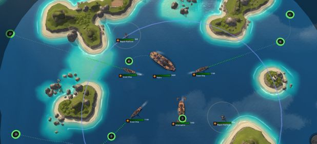 Leviathan: Warships: Taktische Seegefechte für Planer und Bastler