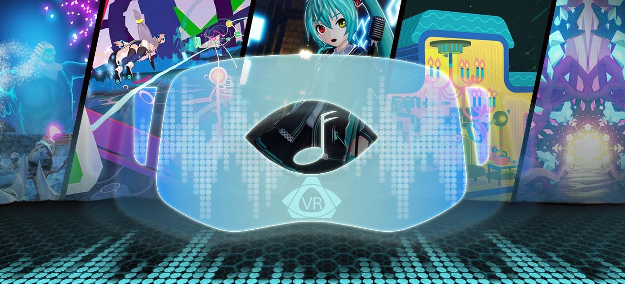 Virtual Reality: Musikalische Erlebnisse für Rift, Vive und PSVR