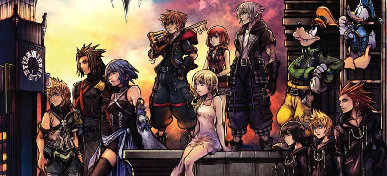 Kingdom Hearts 3: Emotionales Ende einer epischen Reise