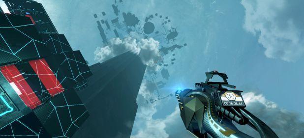 DeadCore: Geschwindigkeitsrausch in luftiger Höhe